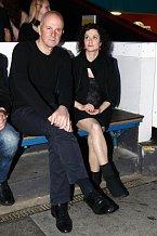 Ondřej Soukup a Lucia Šoralová zřejmě do kina jen tak nepůjdou.