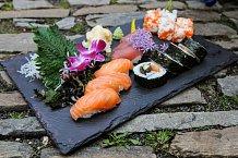 Sushi, AUREOLE