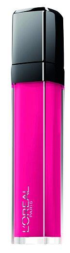 Lesky na rty Infallible Gloss mají super aplikátor, který se perfektně přizpůsobí tvaru vašich rtů. L'Oréal Paris, 199 Kč.