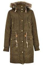 Zimní kabát Levis, info o ceně v obchodě.