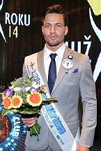 Druhý nejkrásnější Muž roku 2014, Jan Pippinger.