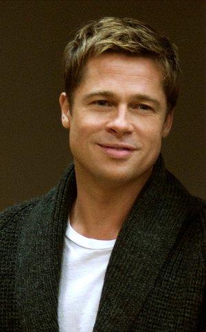 Brad Pitt (Podivuhodný případ Benjamina Buttona)