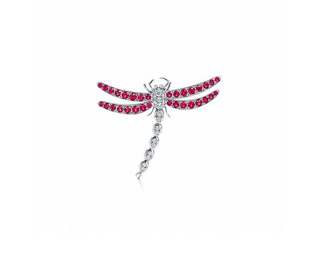 Brož Tiffany & Co., 332.000 Kč