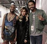 Šikovný tanečník se podílel i na turné Yeezus Kanye Westa.