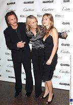 S kolegyní Robin Wright má dceru Dylan. Fotka je z roku 2006.