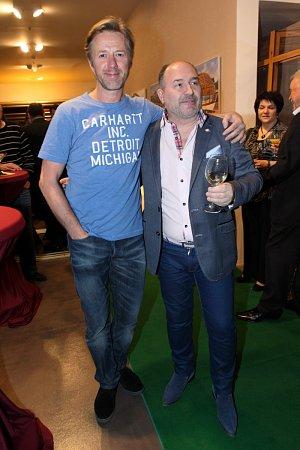 Michal David je na Jiřího Langmajera, který exceluje v muzikálu Mata Hari, velice pyšný.