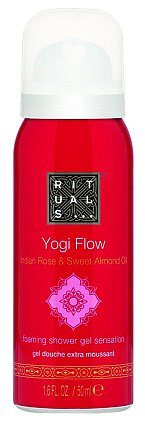 Sprchová pěna Yogi Flow z kolekce The Rituals of Ayurveda, Rituals, 50 ml 130 Kč
