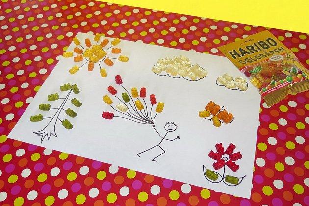 Haribo - soutěž
