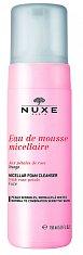 Micellar Foam Cleanser čisticí micerální pěna s výtažky z okvětních lístků růží pro opálený vzhled, Nuxe, 150 ml 380 Kč