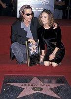 Johnny Depp a Vanessa Paradis také platili za velice stabilní pár