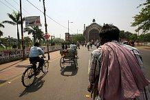 Pohled z rikši