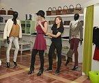 Její oblíbený obchod nabízí nyní nákup oblečení na úvěr, což by prý Šárka za svých mladých let kvitovala s velkým nadšením