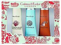 Dopřejte svým rukám pocit hebkosti s přírodní kosmetikou. Crabtree & Evelyn, 3× 5g 550 Kč.