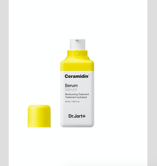 Sérum CERAMIDIN pomáhá hydratovat dokonce i nejhlubší vrstvy pleti, Dr.Jart+, k dostání v síti Sephora, cena 940 Kč.