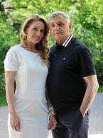 S manželem Jiřím