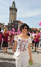 Kristýna Janáčková ignorovala předepsaný outfit