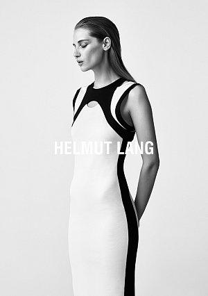 Helmut Lang nově v Praze