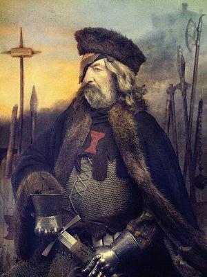 Bolek Polívka se změnil v legendární postavu našich dějin.