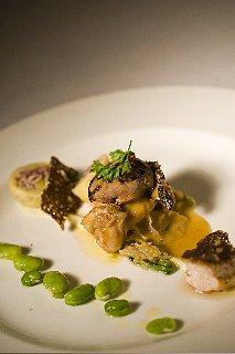 Gastronomické umění ve vítězné restauraci Le Terroir