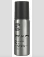Suchý šampon pro brunety Brunette Dry Shampoo, label.m, 50 ml 149 Kč