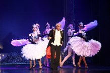Muzikál Mata Hari má u diváků velký úspěch.