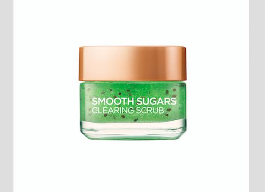 Peeling Clear Scrub k odstanění černých teček, L'Oréal, cena 300 Kč.