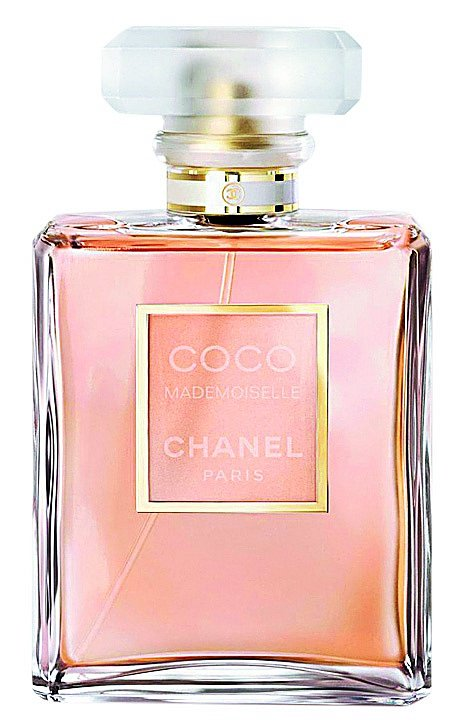 Mou láskou na první přičichnutí se stala Coco Mademoiselle. Chanel, 50ml EDP 2549 Kč