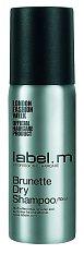 Suchý šampon pro brunetky Brunette Dry Shampoo, label.m, 50 ml 159 Kč
