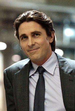 Christian Bale (Temný Rytíř Povstal)