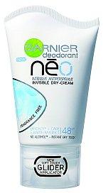 Krémový deodorant Néo bez parfemace, Garnier, 40 ml 90 Kč.