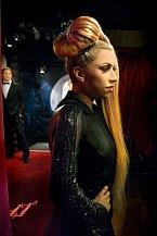 Do Prahy zavítala i vosková Lady Gaga
