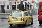 Obyvatelé pražských Nuslí se museli hodně divit!