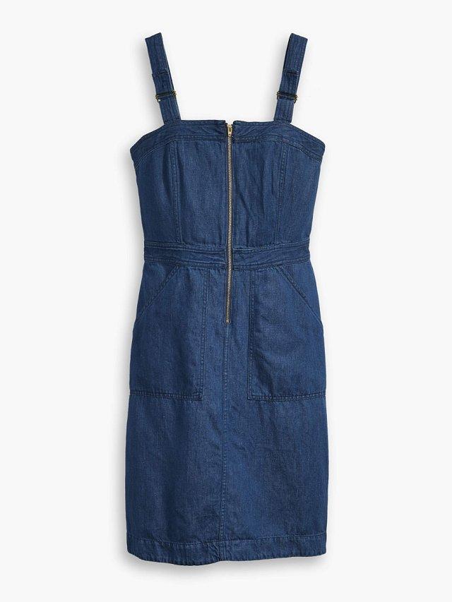 Denimové šaty Levis, cena 2799 Kč