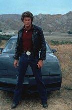 Herec se proslavil hlavní rolí v kultovním seriálu Knight Rider.