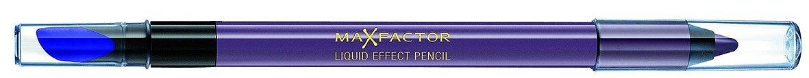 Tužka s efektem tekutých očních linek Liquid Effect Pencil odstín Lila Electric, Max Factor, 179 Kč