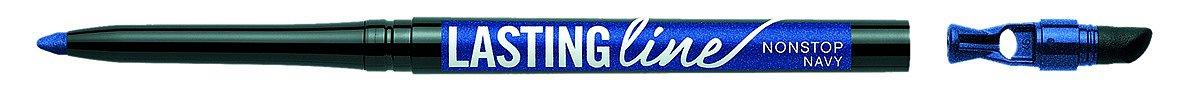 Dlouhodržící oční linky Lasting Line Eyeliner odstín Nonstop Navy, bareminerals, 490 Kč