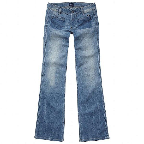 Zvonové džíny Pepe Jeans. Info o ceně v obchodě.