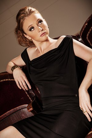 Marie Procházková jako žena vamp