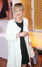 Nechyběla ani věčně usměvavé Chantal Poullain.