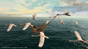 Divoké labutě 2