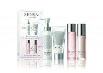 SENSAI Saho SET obsahující čtyři základní produkty SENSAI pro Saho rituál (dvojité čištění, dvojitá hydratace), díky kterému bude vaše pleť dokonalá. Cena 3150 Kč.