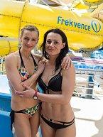 Vendulka Křížová a Ivana Jirešová se mistrovství účastnily s plným nasazením