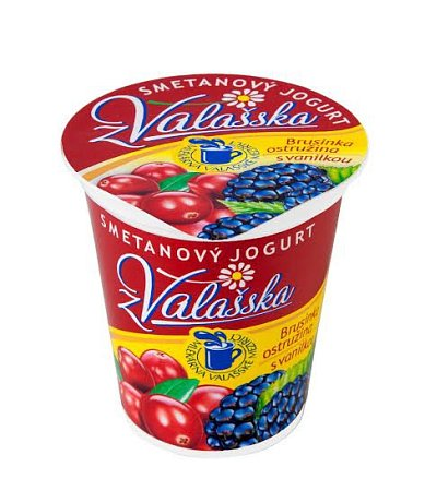 Smetanový jogurt zValašska