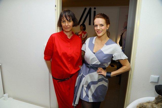 Lenka Vlasáková a Andrea Růžičková Kerestešová