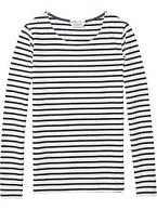 Pruhované dámské triko, Different.cz, cena 975 Kč.