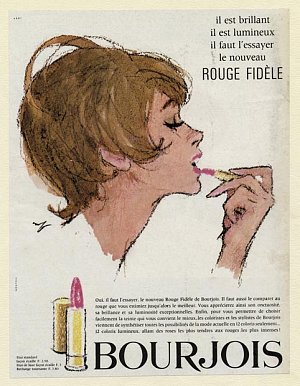 1964_Rouge fidele