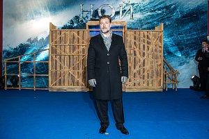 V Moskvě byla Russelovi dost zima