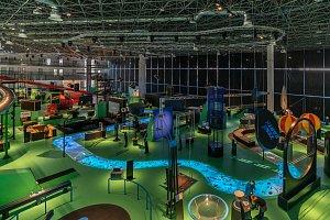 V novém zábavním vědeckého parku VIDA! si užije celá rodina.