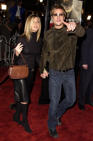 Zdálo se, že Jennifer Aniston a Brada Pitta nerozdělí nic. Objevila se ale Angelina Jolie...