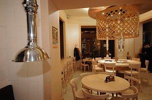 Příjemný interiér je dílem architektů Martina Sladkého a Filipa Hejzlara